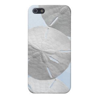 青の砂ドル iPhone 5 カバー