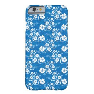 青の花 BARELY THERE iPhone 6 ケース