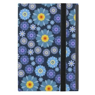 青の花 iPad MINI ケース