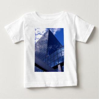 青の角度 ベビーTシャツ