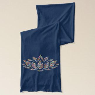 青はすスカーフ スカーフ