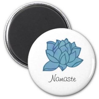 青はすナマステの磁石 マグネット