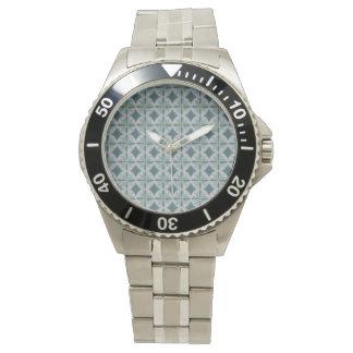 青はす 腕時計
