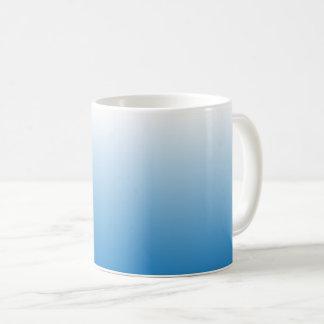 青はコーヒー・マグ衰退しました コーヒーマグカップ