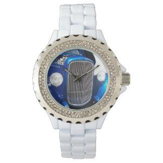 青は腕時計を改造しました 腕時計