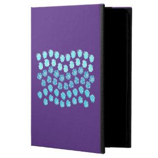 青はKickstand無しでiPadの空気2箱を振ります Powis iPad Air 2 ケース