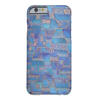 青はKleeを好みます Barely There iPhone 6 ケース