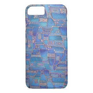 青はKleeを好みます iPhone 8/7ケース