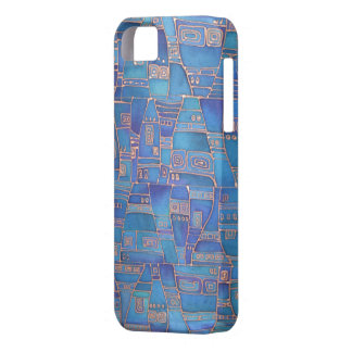 青はKleeを好みます iPhone SE/5/5s ケース