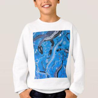 青を夢を見るGoanna スウェットシャツ