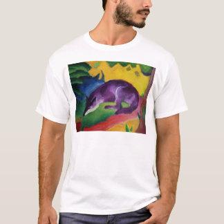 青キツネ1911年 Tシャツ