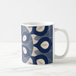 青クリームMaholika Mug2 コーヒーマグカップ