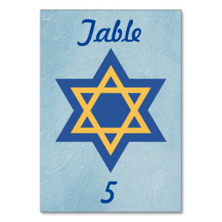 青ダビデの星 カード