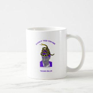 青テキサス州は私のテッドマグ コーヒーマグカップ