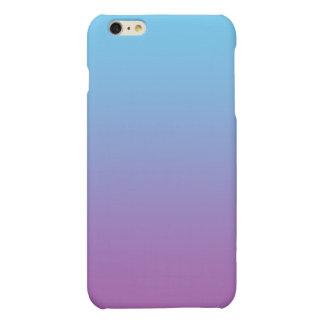 青及び紫色のグラデーション