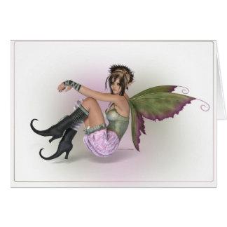 青年期の妖精の国 カード