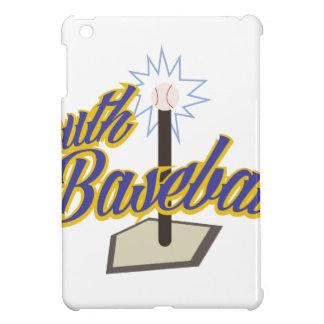 青年野球 iPad MINIカバー