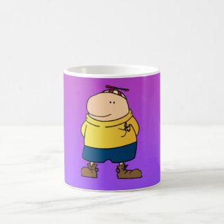 青年 コーヒーマグカップ