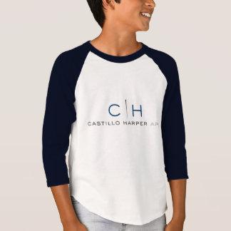 青年CH raglan 3/4の袖 Tシャツ