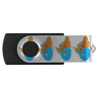 青後につかれた人魚 USBフラッシュドライブ