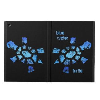 青海原のカメ iPad AIRケース