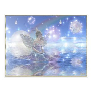 青海原の妖精 ポストカード