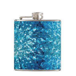 青海原の水晶 フラスク