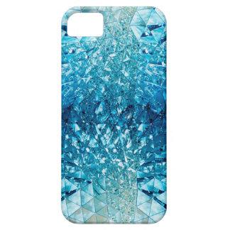 青海原の水晶 iPhone SE/5/5s ケース