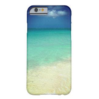 青海原の熱帯カリブのなiPhone6ケース Barely There iPhone 6 ケース