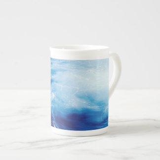 青海原は海で振ります ボーンチャイナカップ