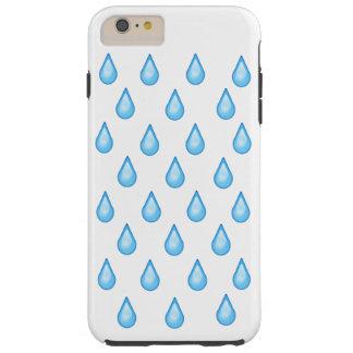 青海原H20の雨または破損の低下EMOJI TOUGH iPhone 6 PLUS ケース