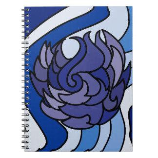 青炎のノート ノートブック