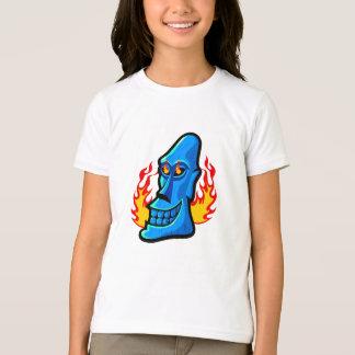 青炎Tiki Tシャツ