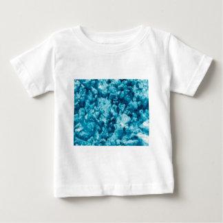 青石の表面 ベビーTシャツ