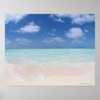 青空および海11 ポスター