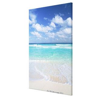 青空および海15 キャンバスプリント