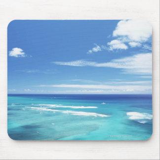 青空および海17 マウスパッド