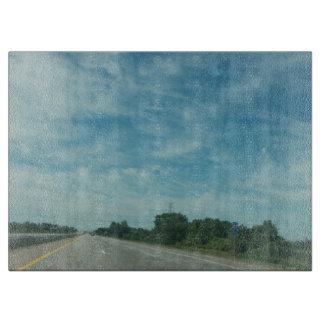 青空のまな板への道 カッティングボード