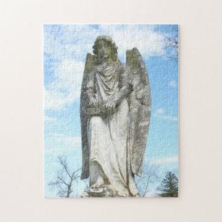 青空の天使のパズル ジグソーパズル