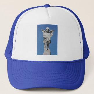 青空の天使の彫像 キャップ