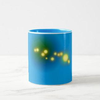 青空の太陽 ツートーンマグカップ