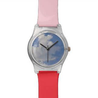 青空の腕時計 腕時計