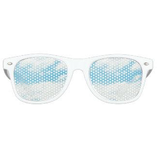 青空の陰 レトロサングラス