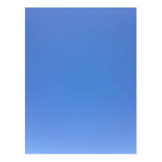 青空 ポストカード