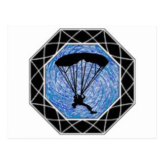 青空SKYDIVING ポストカード