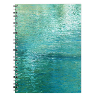 青緑の楽園 ノートブック