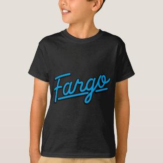 青緑色のファーゴ Tシャツ