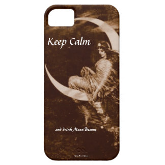 青銅の飲み物のMoonBeams iPhone SE/5/5s ケース