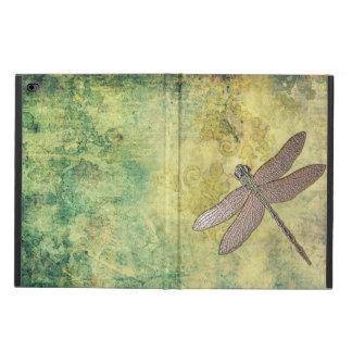 青銅色のトンボのiPadの空気2箱 Powis iPad Air 2 ケース