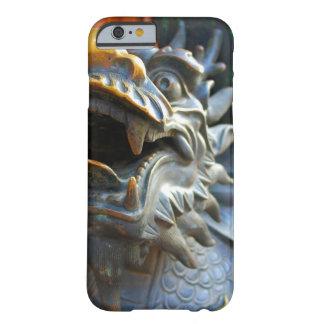 青銅色のドラゴン-中国- iPhone6ケース Barely There iPhone 6 ケース